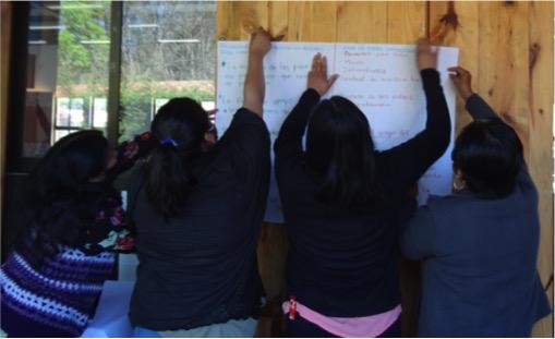 22 de marzo: Día Mundial del Agua. La participación de las Mujeres por la Defensa del Agua en San Cristóbal de Las Casas