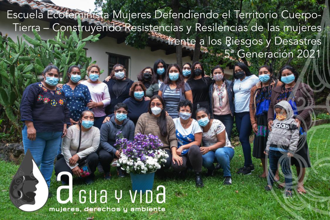 """Video documental de la Escuela Ecofeminista """"Mujeres Defendiendo el Territorio Cuerpo-Tierra"""" – 2021"""