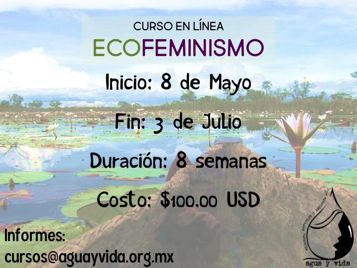 Próximo Curso: Ecofeminismo