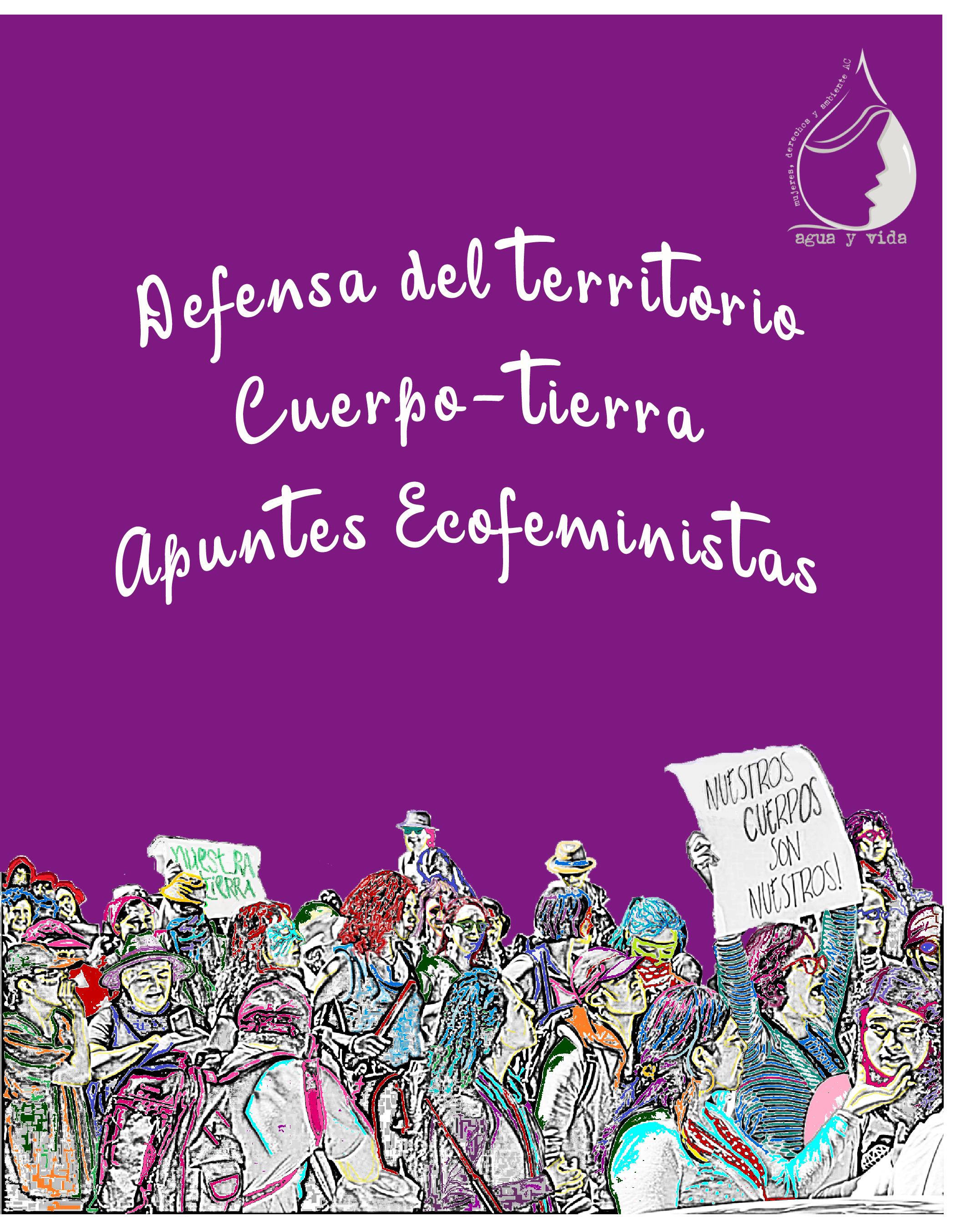 Defensa Ecofeminista del Territorio Cuerpo Tierra