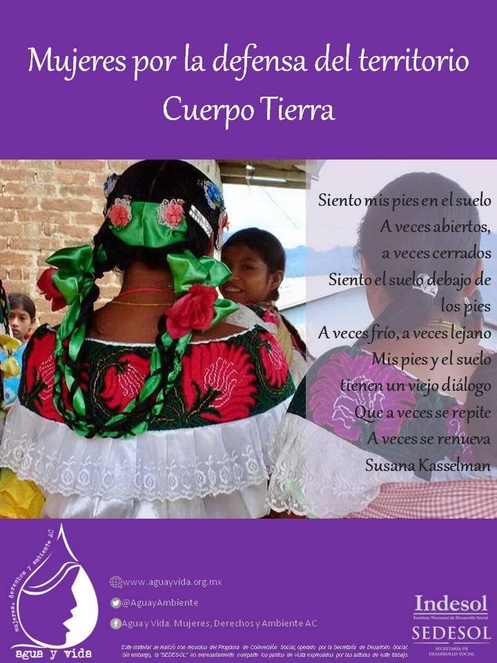 Mujeres por la Defensa del Territorio Cuerpo-Tierra